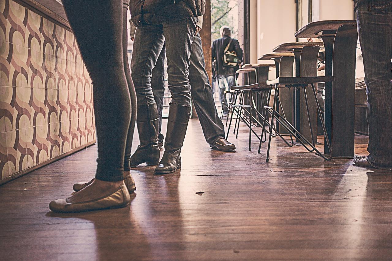 Restaurant Mats and Mops